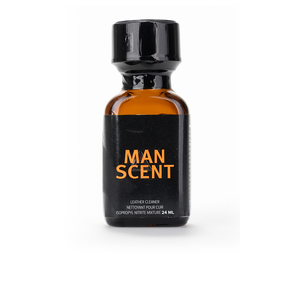 Leather Cleaner Man Scent 24 ml.